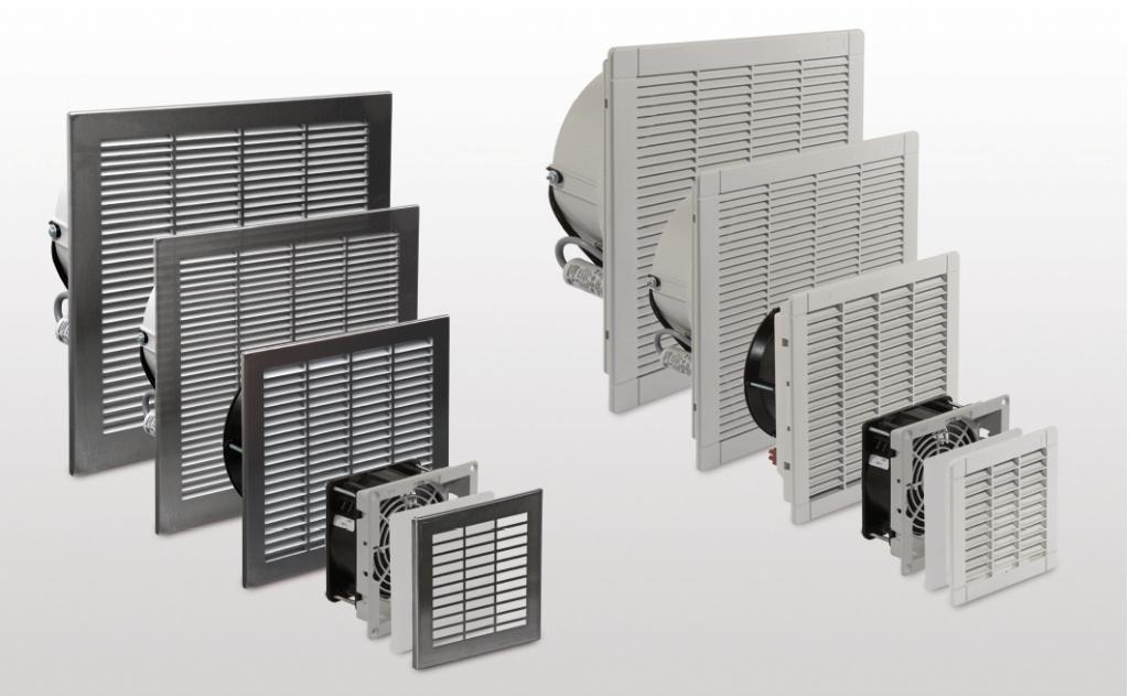 Ventiladores Y Filtros KV - KG