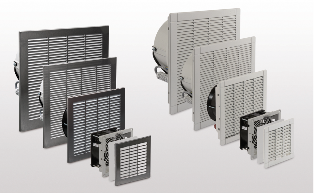 Ventilatori e Filtri KV - KG